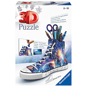 Ravensburger 3D Puzzle Sneaker Galaxy