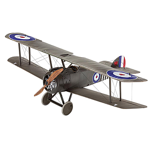 Revell 100 Years RAF: Sopwith Camel 1:48