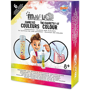 Buki Mini Lab The Chemistry of Colour