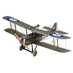 Revell 100 Years RAF: British S.E. 5a 1:48