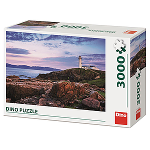 Dino Puzzle 3000 pc Lighthouse