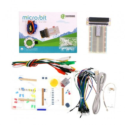 Micro:bit Starter Kit (no board included)