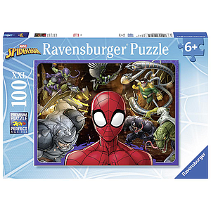 Ravensburger Puzzle 100 pc Spider-Man