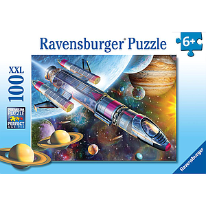 Ravensburger Puzzle 100 pc Space Mission