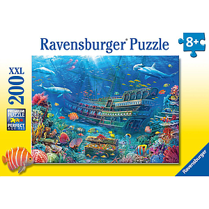 Puzzle 200 pc Submarine