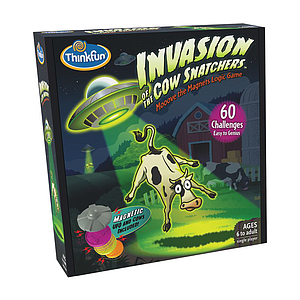 ThinkFun Invasion of the Cow Snatchers