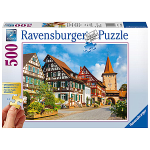 Ravensburger Puzzle 500 pc Gengenbach Germany