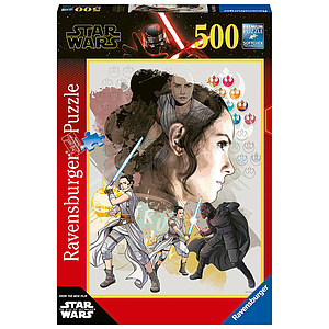 Ravensburger Puzzle 500 pc Star Wars IX