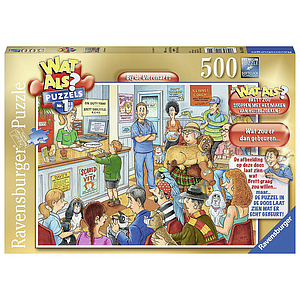 Ravensburger Puzzle 500 pc At the Veterinarian
