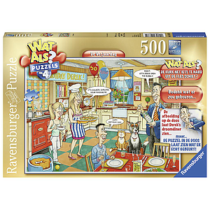 Ravensburger Puzzle 500 pc Birthday