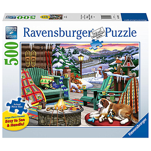 Ravensburger Puzzle 500 pc Après All Day