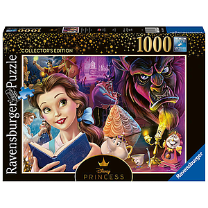 Ravensburger Puzzle 1000 pc Disney Princess Heroines No.2 - Beauty & The Beast