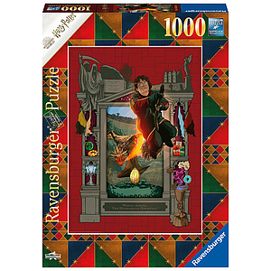 Ravensburger Puzzle 1000 pc Harry Potter &The Triwizard Tournament