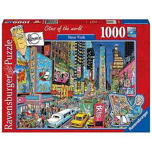 Ravensburger Puzzle 1000 pc New York