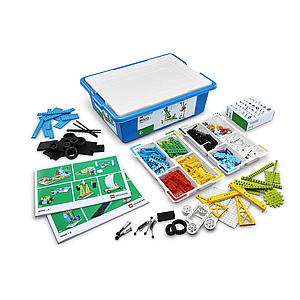 LEGO Education BricQ Motion Essential Hybrid Learning Classroom Starter Pack