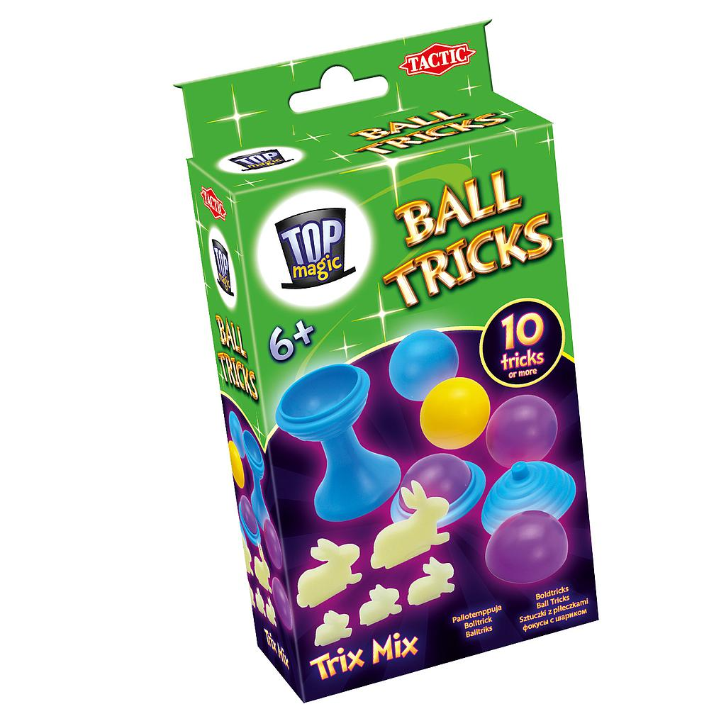 Tactic Trix Mix Ball Tricks