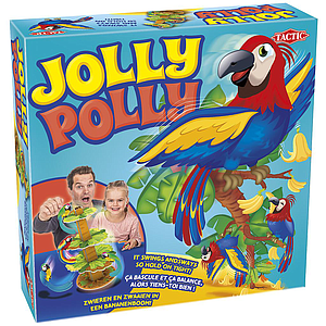 Tactic Board Game Jolly Polly