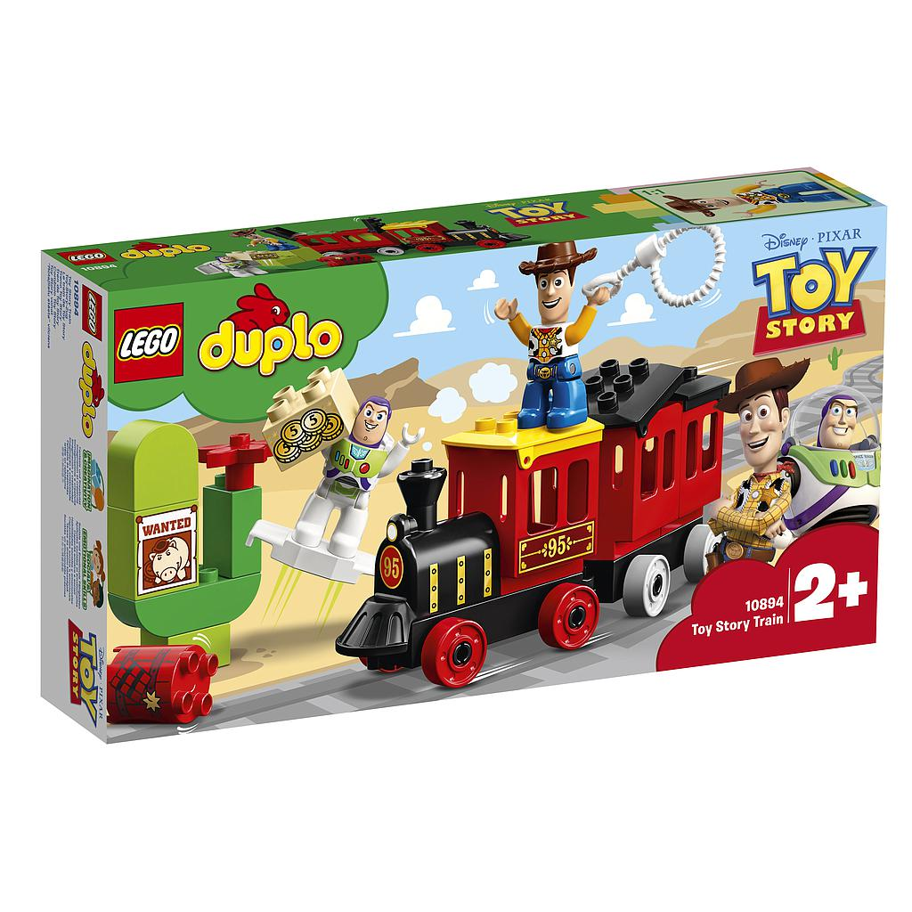 LEGO DUPLO Toy Story rong
