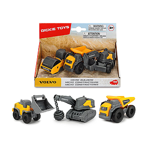 Simba Volvo Construction Vehicles