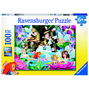 Ravensburger Puzzle 100 pc Magical Fairy Night