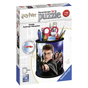 Ravensburger 3D pusle pliiatsitops Harry Potter