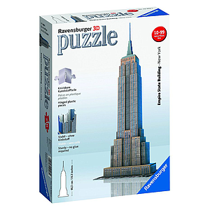 Ravensburger 3D pusle 216 tk Empire State Building