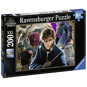 Ravensburger pusle 200 tk Fantastilised elukad
