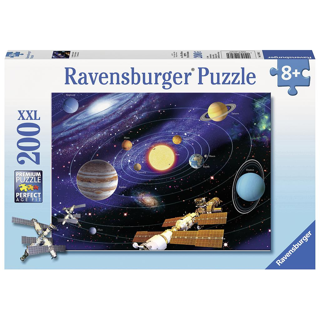 Ravensburger Puzzle 200 pc The Solar System