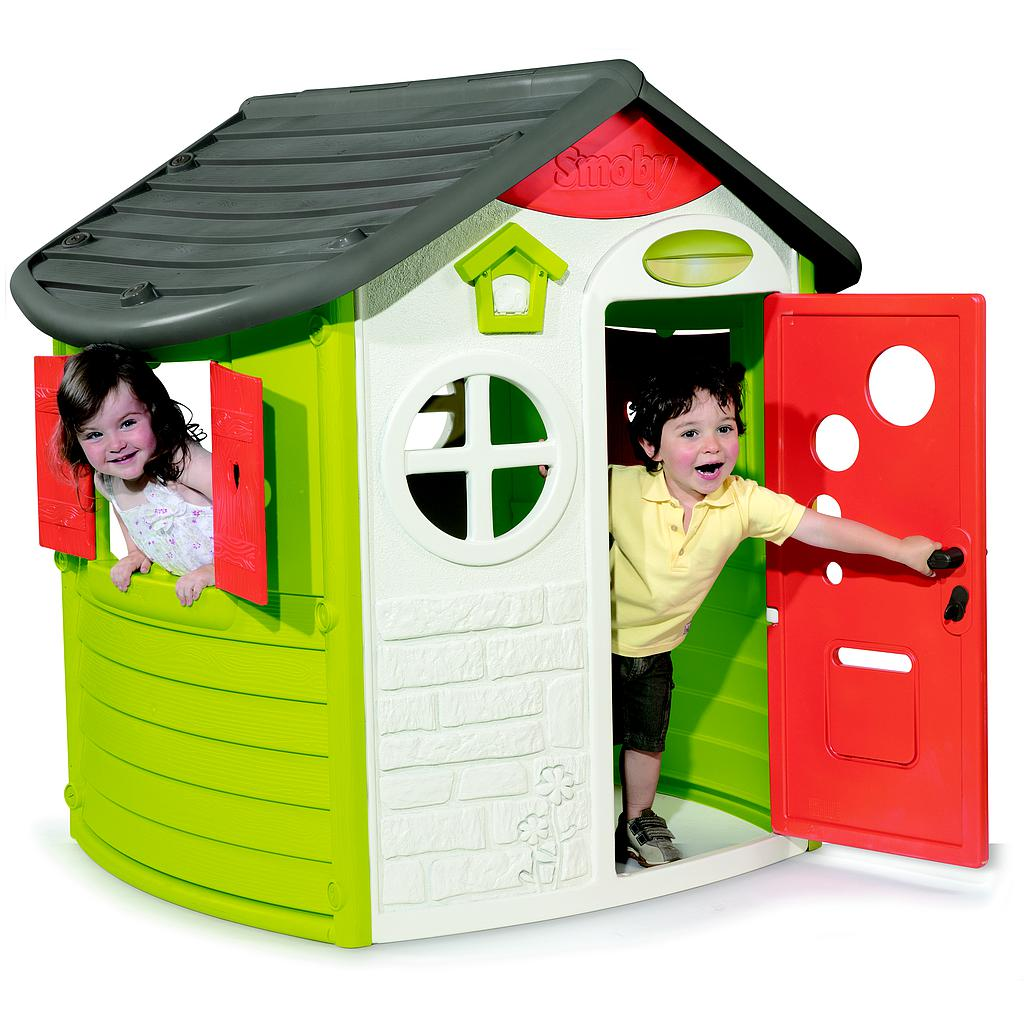 SMOBY Jura house for little kids