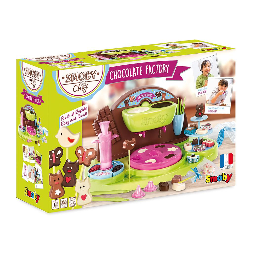 SMOBY Chocolate Factory