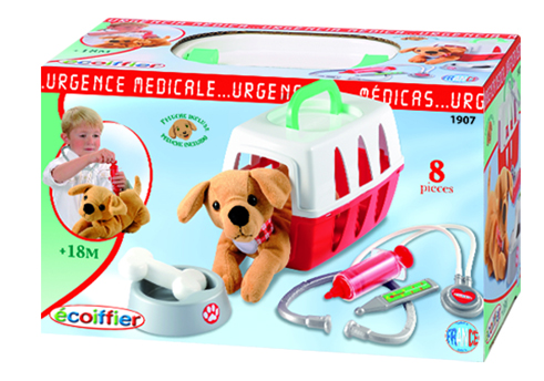 Ecoiffier First Aid kit for Pet