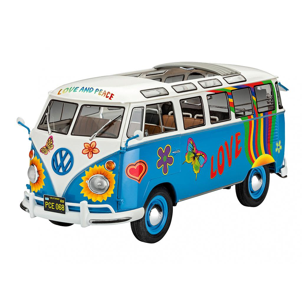 "Revell Samba T1 ""Flower Power"" 1:24"