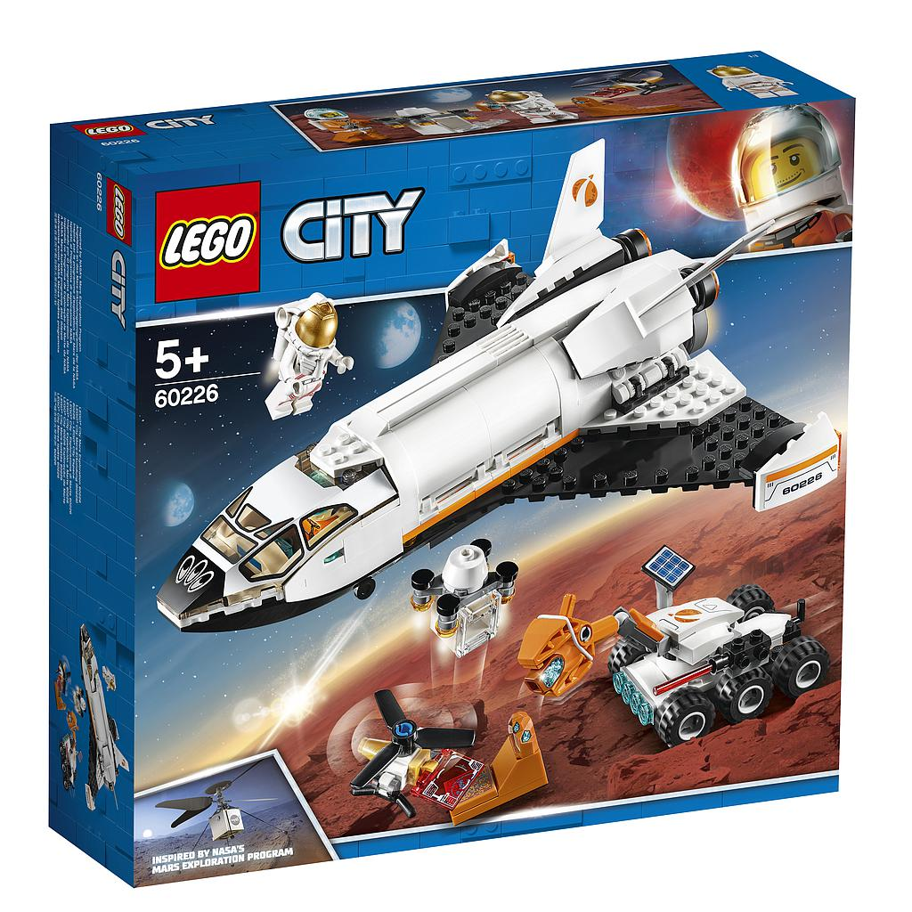 LEGO City Mars Research Shuttle