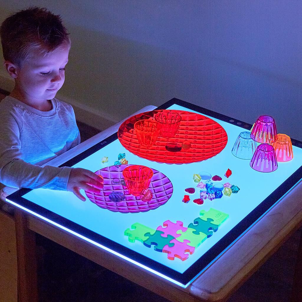 TTS Colour Changing Light Panel A3