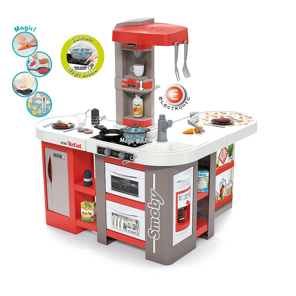 Smoby Tefal XXL Bubble Kitchen