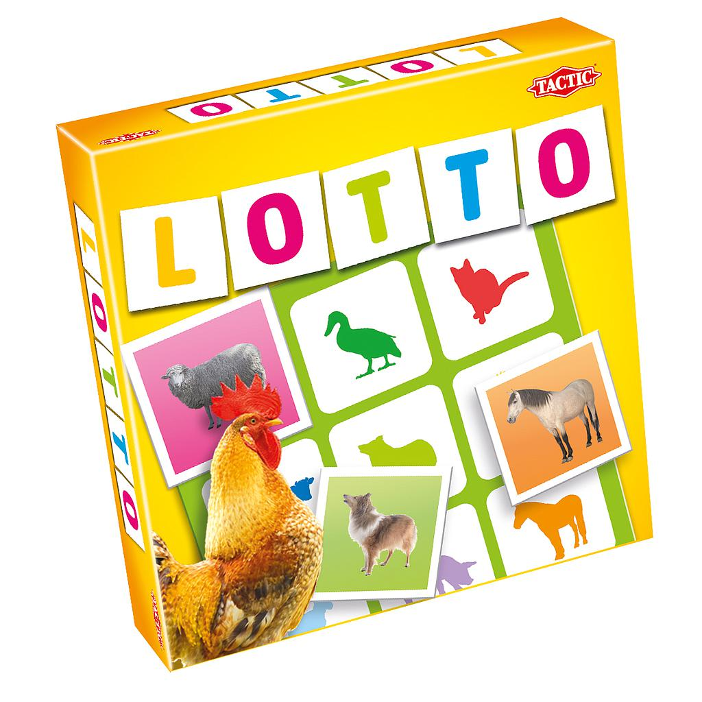 Tactic Farm Animals Lotto