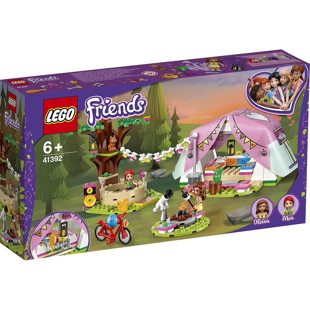 LEGO Friends Glämping