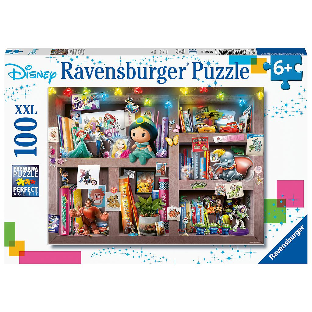 Ravensburger Puzzle 100 pc Disney