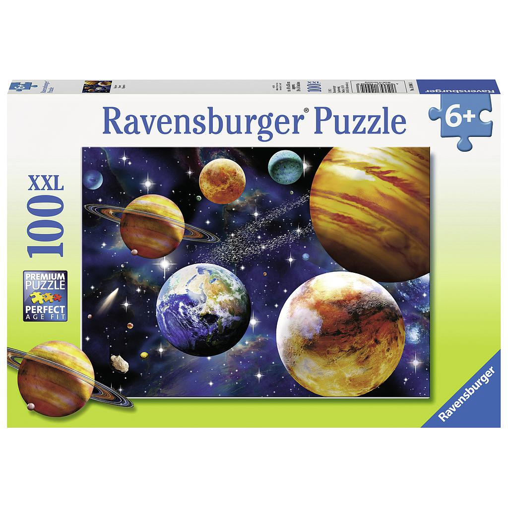 Ravensburger Puzzle 100 pc Space