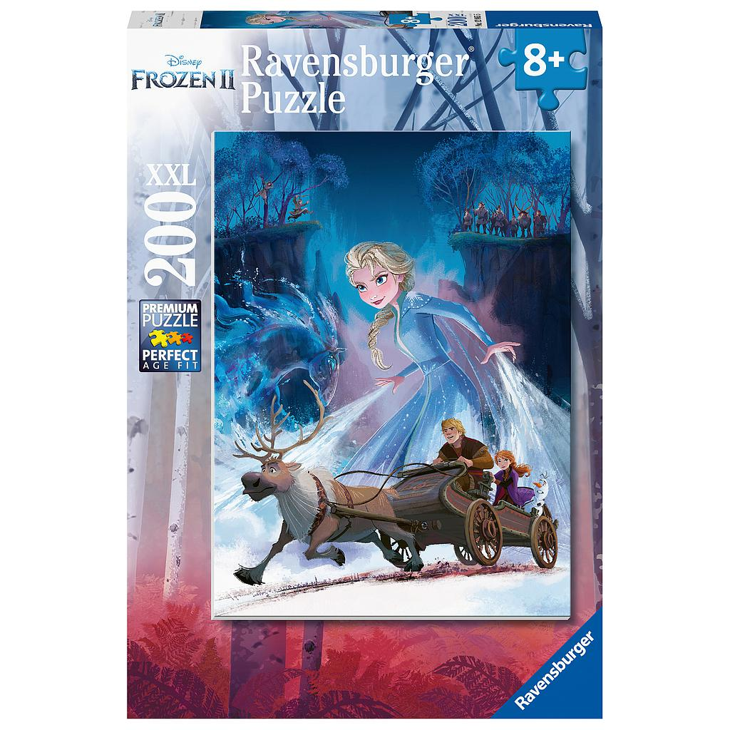 Ravensburger Puzzle 200 pc Frozen 2 The Mysterious Forest