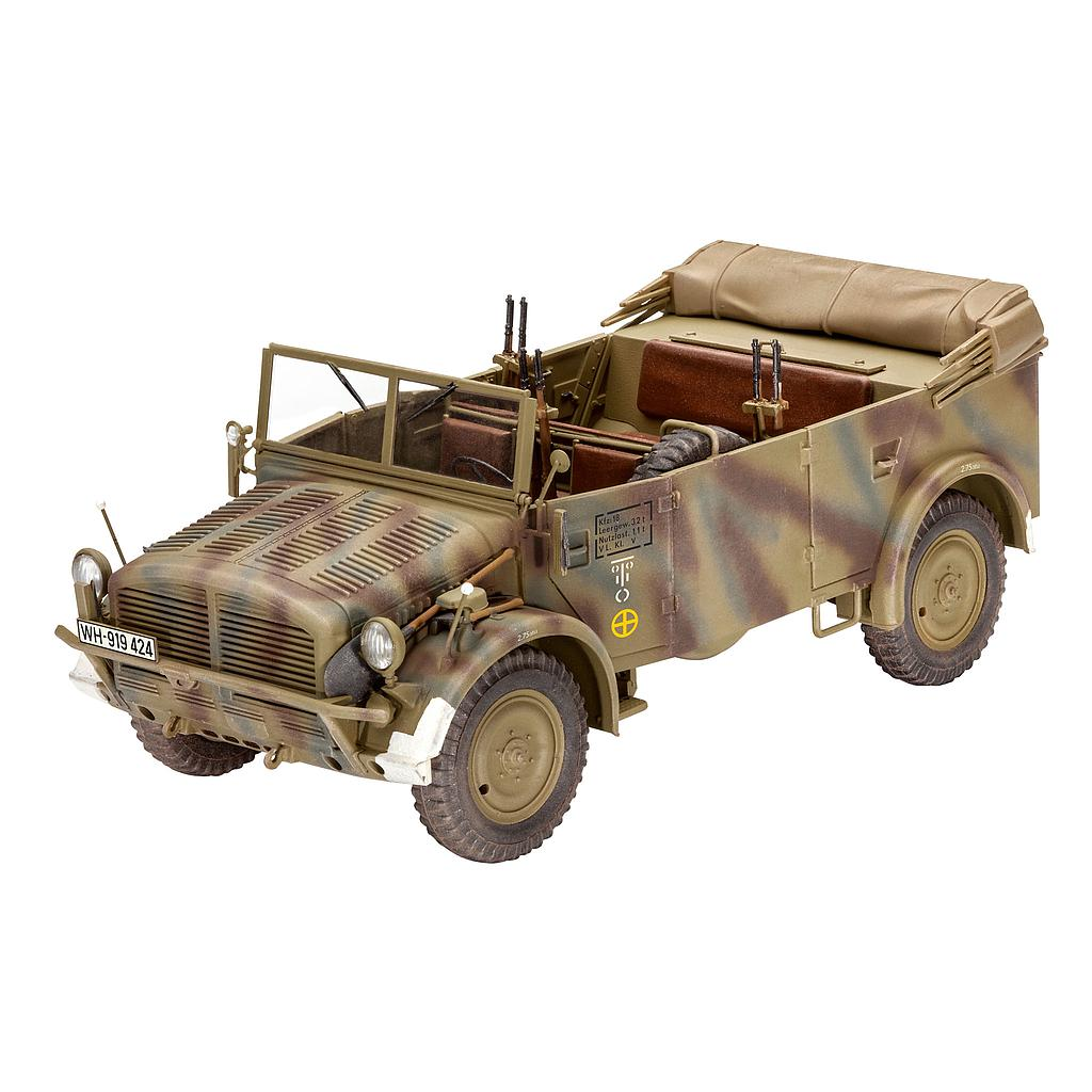 Revell Horch 108 Type 40 1:35