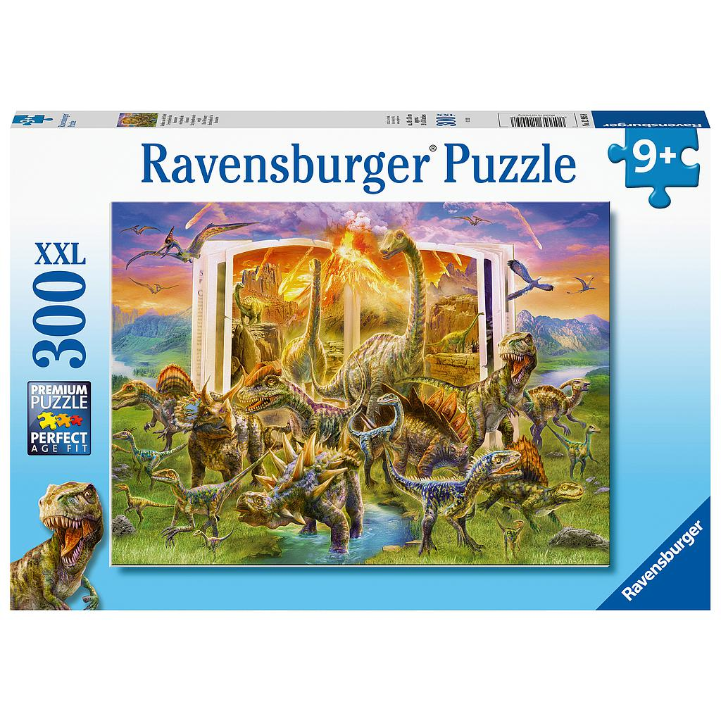 Ravenburger pusle 300 tk Dinosaurused