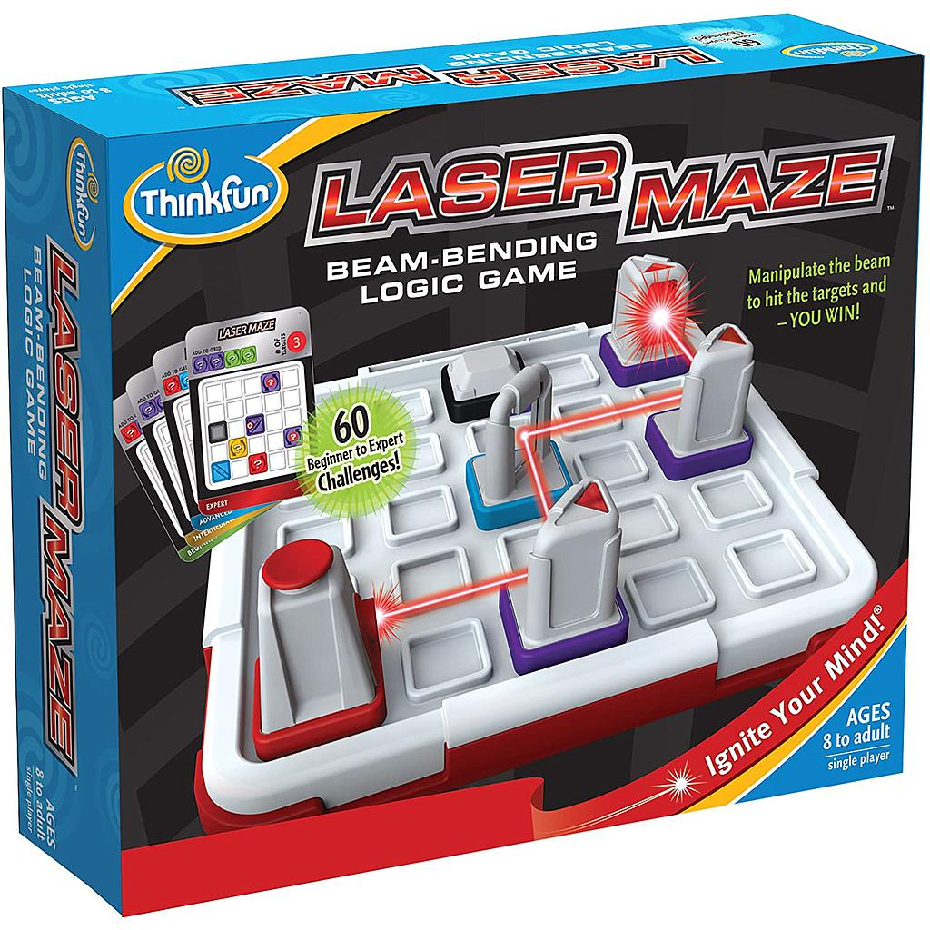 ThinkFun board game Laser Maze