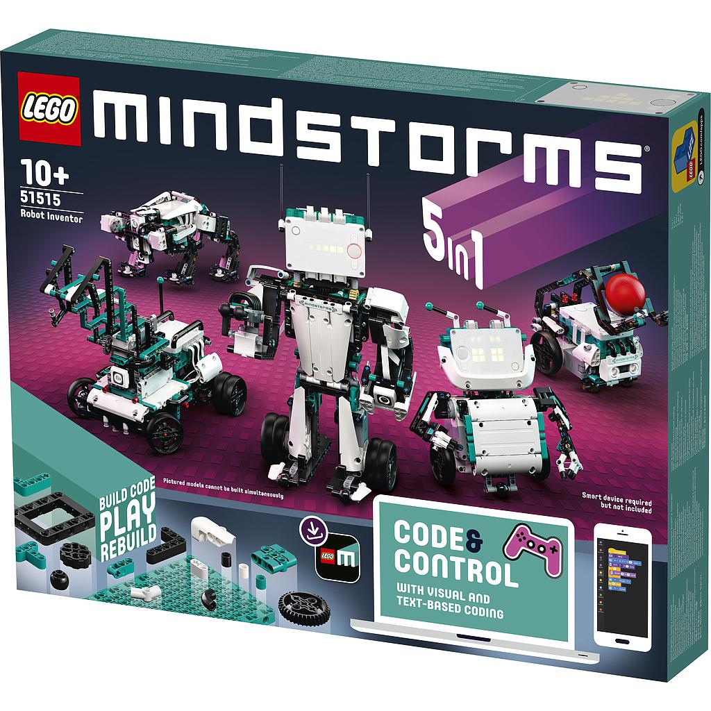 LEGO Education Mindstorms robotleiutaja