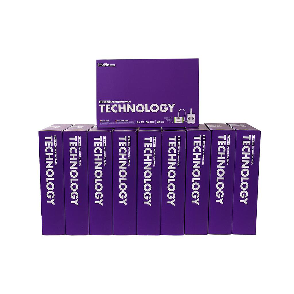 littleBits Code Kit Expansion Pack: Technology