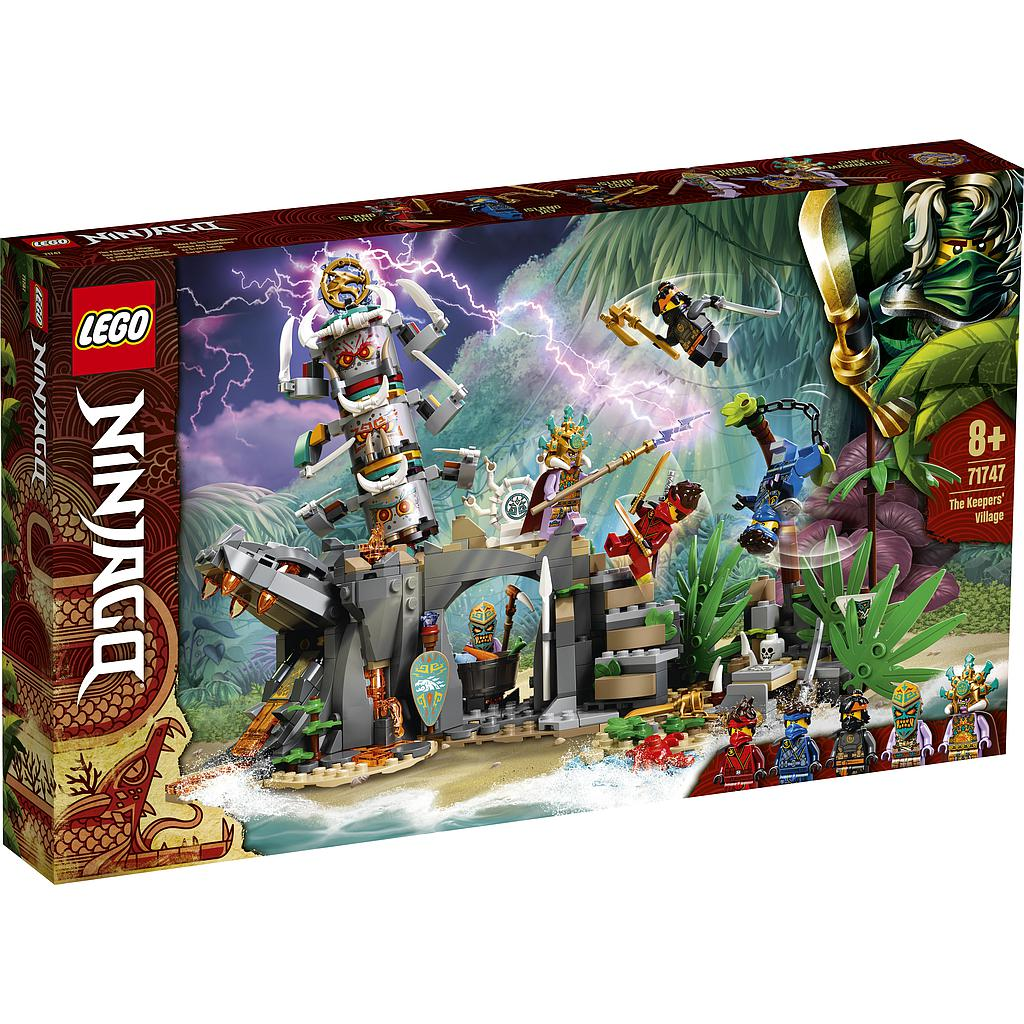 LEGO Ninjago The Keepers' Village